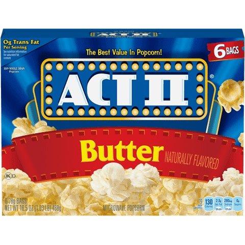 ACT II Popcorn thumbnail