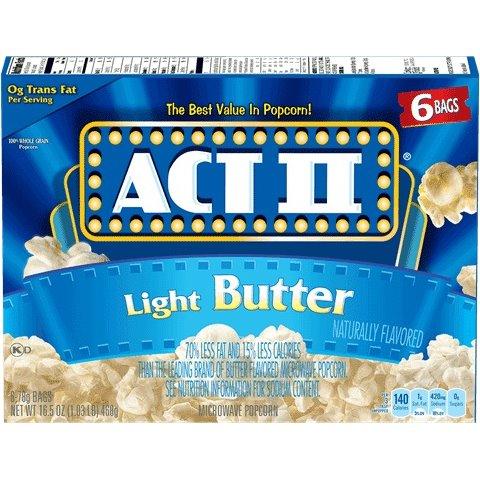 ACT II Light Butter Popcorn thumbnail