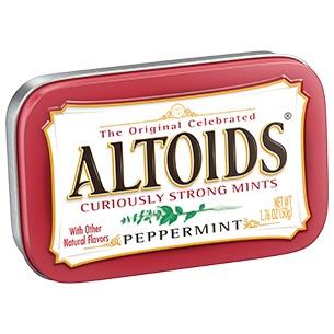 Altoids Peppermint 1.76oz thumbnail