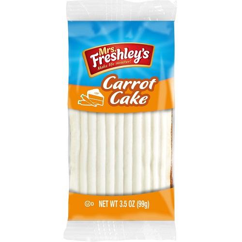 Mrs. Freshley's Carrot Cake Bar thumbnail