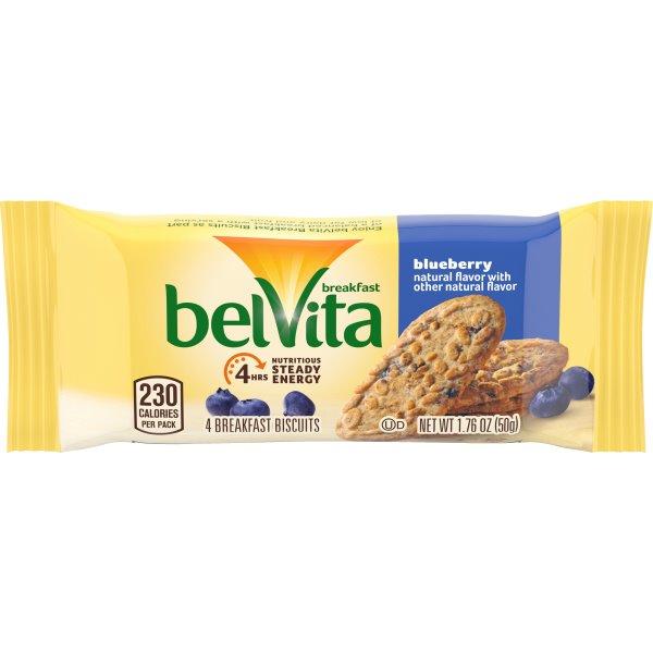 Belvita Blueberry Biscuit thumbnail