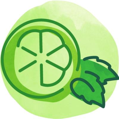 BEVI Lime Mint Unsweetened thumbnail