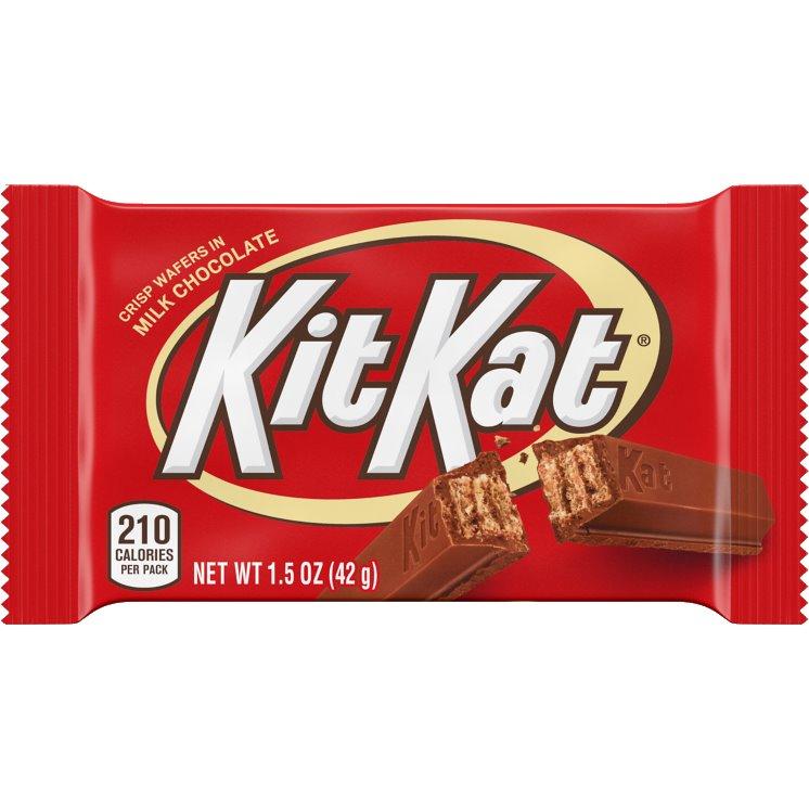 Kit Kat Crisp Wafers thumbnail