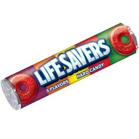 Lifesavers 5 Flavor thumbnail