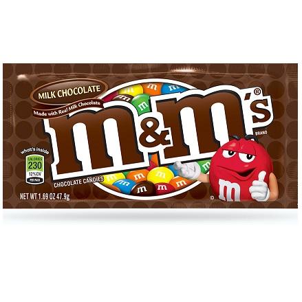 M&Ms Milk Chocolate thumbnail