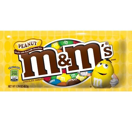 M&Ms Peanut thumbnail
