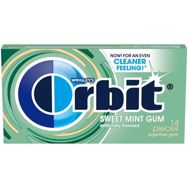Orbit Sweet Mint thumbnail