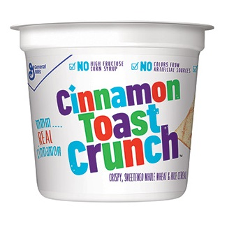 Cinnamon Toast Crunch Cereal Cup thumbnail