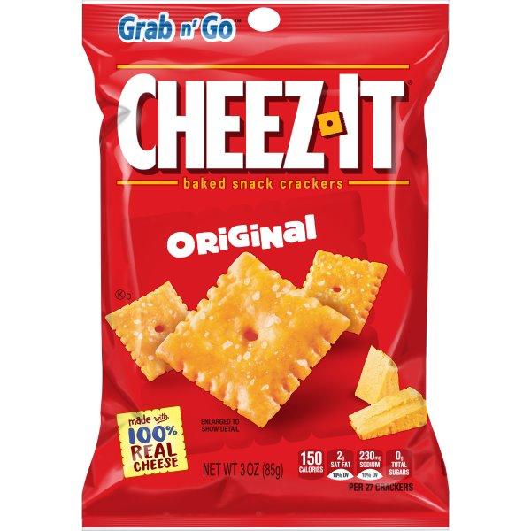 Cheez-It Big Bag 3oz thumbnail