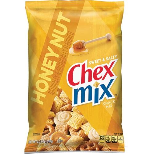 Chex Mix Honey Nut thumbnail