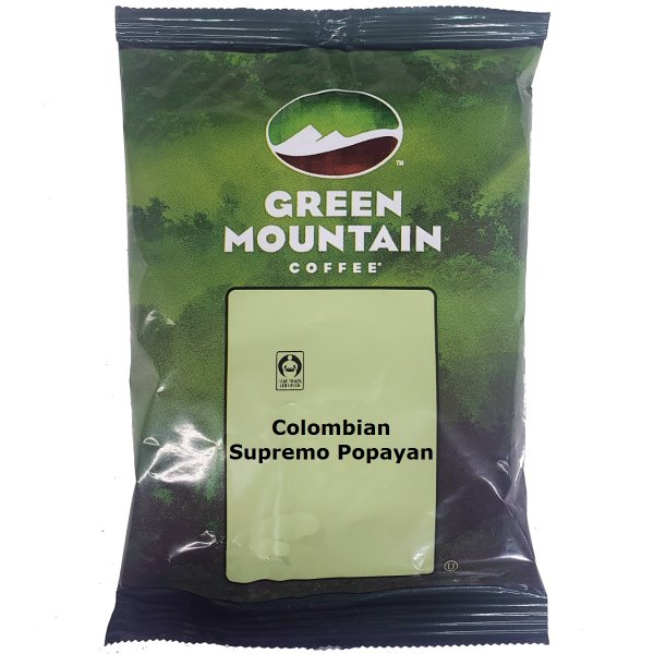 Green Mtn Colombian Supremo Popayan 100/2.2oz thumbnail