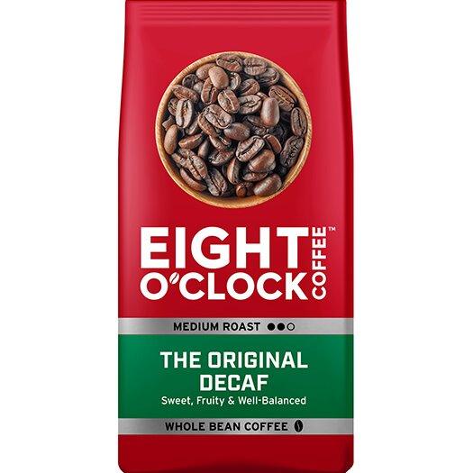 Eight O'Clock Decaf Whole Bean 2lb thumbnail