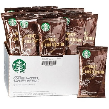 Starbucks Coffee French Roast PP thumbnail