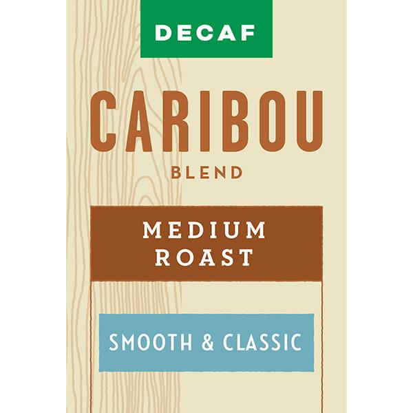 Caribou Decaf 2.5 oz thumbnail