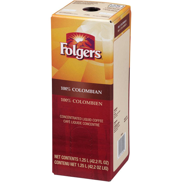 Folgers Liquid Colombian 2/1.25L thumbnail