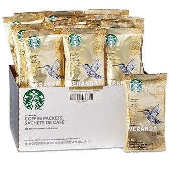 Starbucks Pack Veranda 18/2.5oz thumbnail