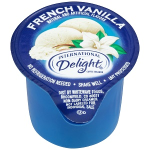International Delight French Vanilla Mini 192 ct thumbnail