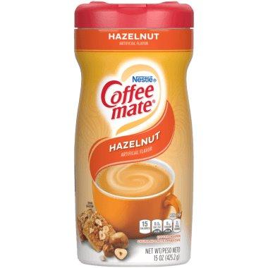 Coffeemate Cream Can Hazelnut 15oz thumbnail
