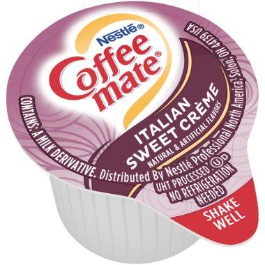 Coffeemate Italian Sweet Creme Liquid Cream Cups thumbnail