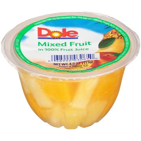 Dole Fruit Bowl 7oz thumbnail