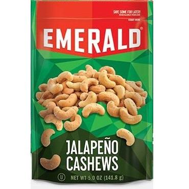 Emerald Jalapeno Cashews thumbnail
