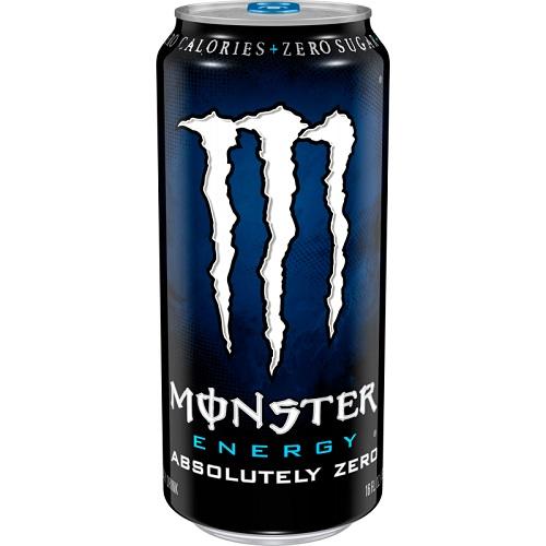 Monster Zero Ultra Energy 16oz thumbnail