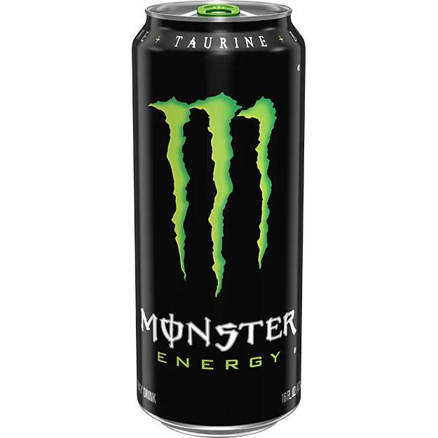 Monster Energy Green 16oz thumbnail