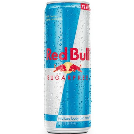 Red Bull Sugar Free 8.4oz thumbnail