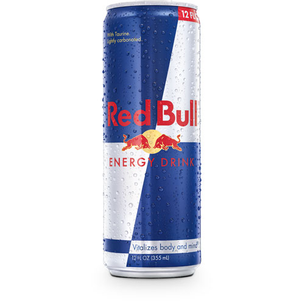 Red Bull Energy Drink 12oz thumbnail