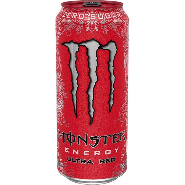 Monster Ultra Red 16oz thumbnail