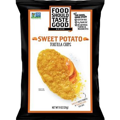 Food Should Taste Good Tortilla Sweet Potato 1.5oz thumbnail