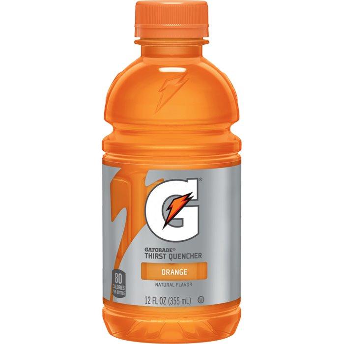 Gatorade Orange 12oz thumbnail