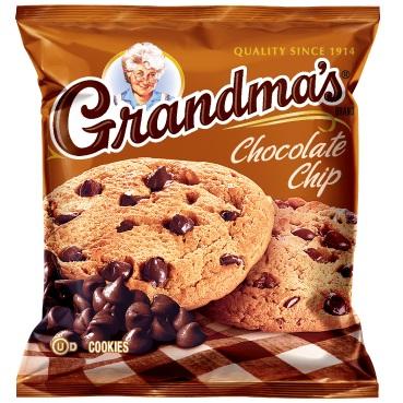 Grandma's Chocolate Chip Cookie thumbnail