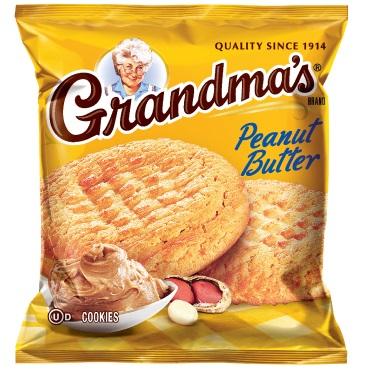 Grandma's Peanut Butter Cookie thumbnail