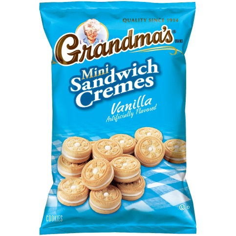 Grandma's Vanilla Mini Cookie thumbnail