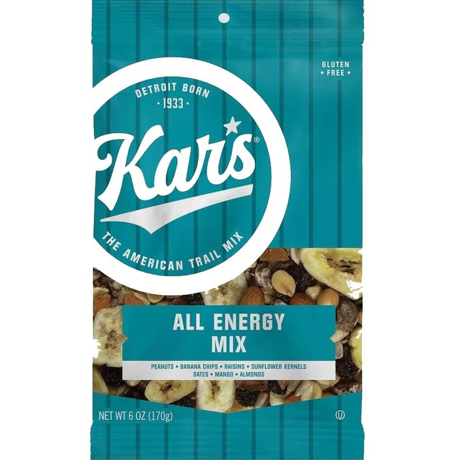 Kars Unsalted All Energy Trail Mix thumbnail