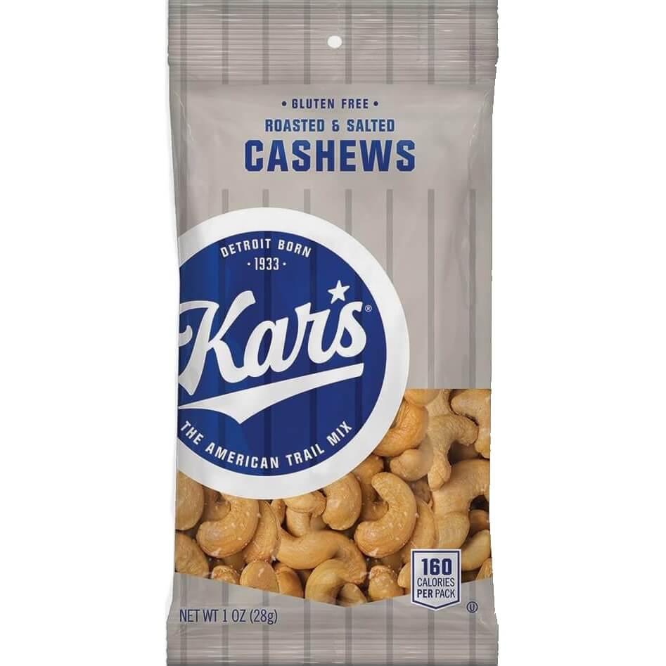 Kars Salted Cashews 1oz thumbnail