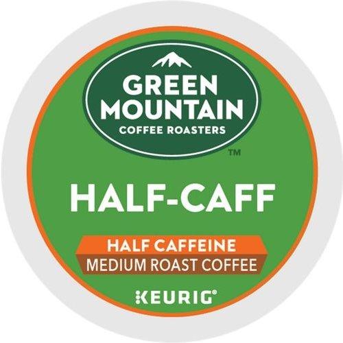 K-Cup Green Mtn Half Caff thumbnail