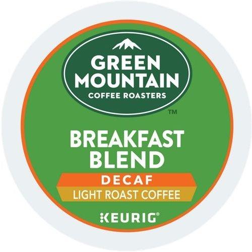 K-Cup Green Mtn Decaf Breakfast Blend thumbnail