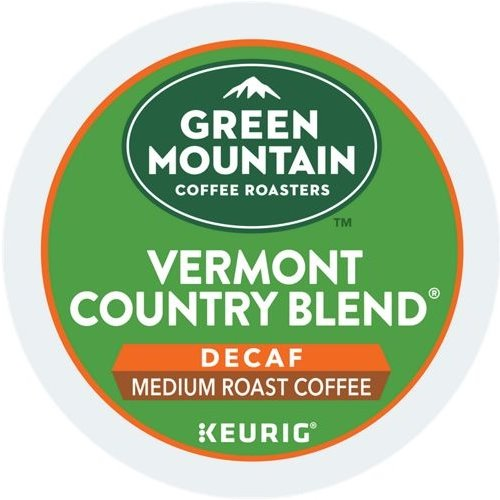 K-Cup Green Mtn Decaf Vermont Country Blend 24ct thumbnail