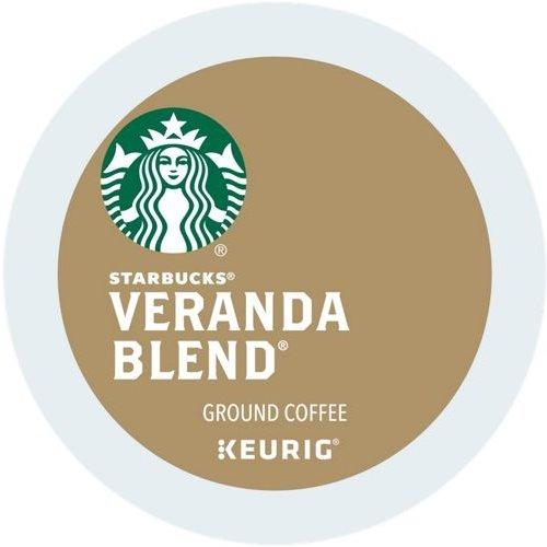 K-Cup Starbucks Veranda thumbnail