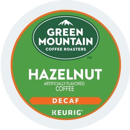 K-Cup Green Mtn Decaf Hazelnut thumbnail