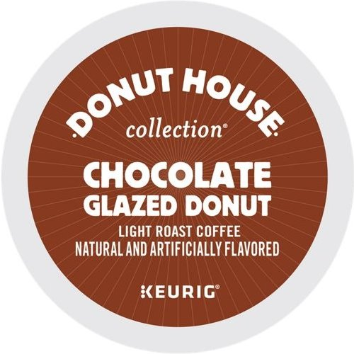 K-Cup Donut House Chocolate Glazed thumbnail