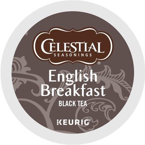 K-Cup Celestial English Breakfast Tea thumbnail