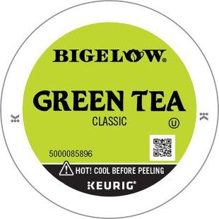 K-Cup Bigelow Green Tea thumbnail