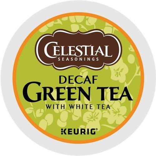 K-Cup Celestial Decaf Green Tea thumbnail