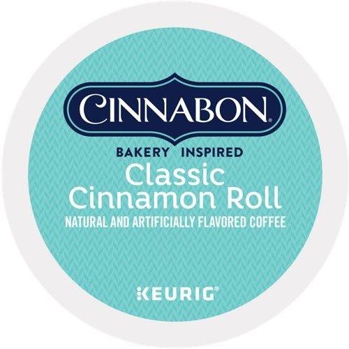 K-Cup Cinnabon Cinnamon thumbnail