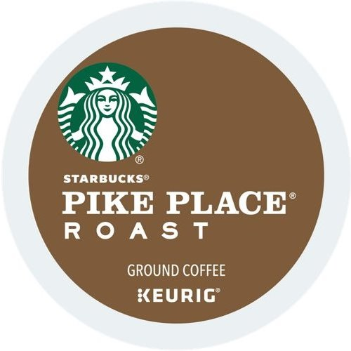 K-Cup Starbucks Pike Place thumbnail