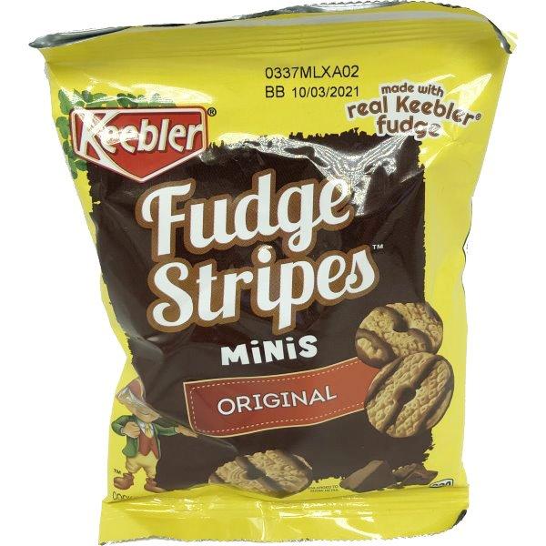 Keebler Fudge Strip Mini Bite thumbnail
