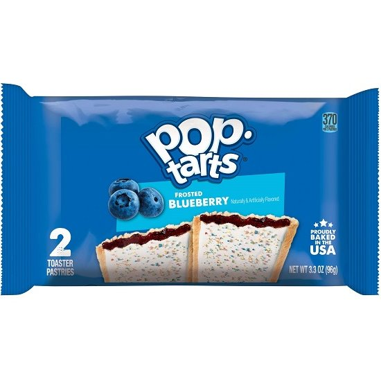 Pop Tarts Frosted Blueberry 6ct Box thumbnail